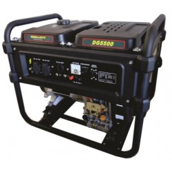 Gerador 5kva kwdg5500 diesel kewallents