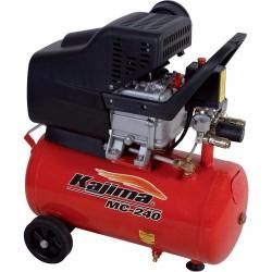 Compressor de ar kajima mc240e 24 litros 2 hp