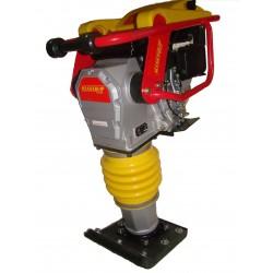 Compactador de solo tipo sapo / pula pula alu92R Motor Robin EH12