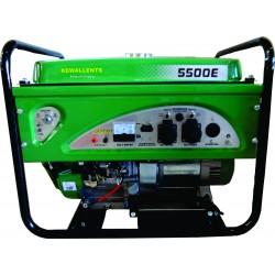 Gerador 5.5 kva kwg5500E Partida elétrica kewallents