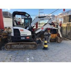 Mini escavadeira E26 Bobcat