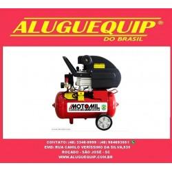 Compressor de Ar Hobby CMI-7,6/24litros BR 2CV - Motomil 220v