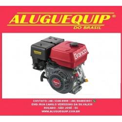 Motor A Gasolina 15Hp Branco B4T-15.0H Partida Manual 4T 420cc
