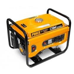 Gerador Energia Csm Gm3500 3,5kva | Monofásico | Bivolt | Motor 6.5hp 4t